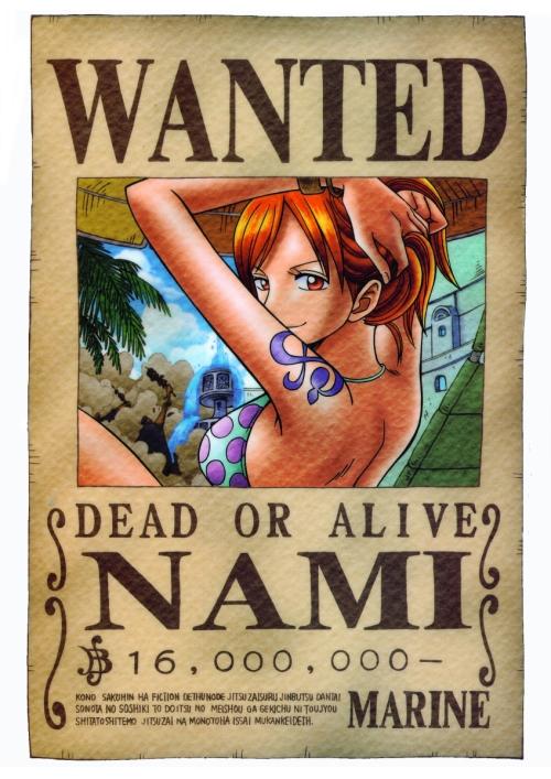 nami-wanted