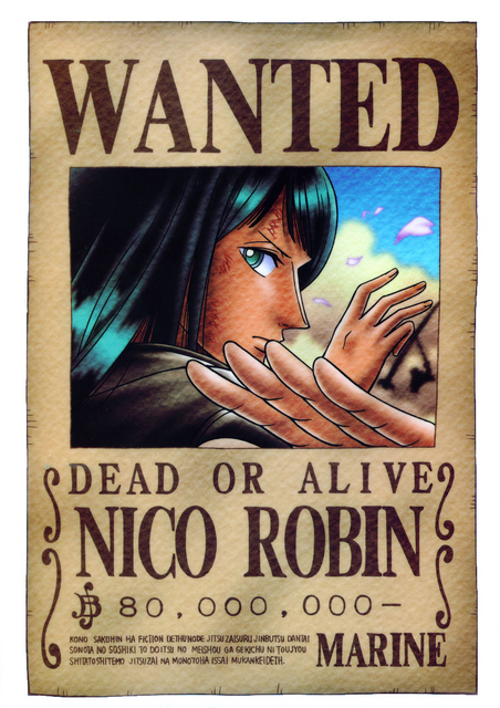 wanted nico
